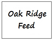 Oak Ridge Feed - no URL available