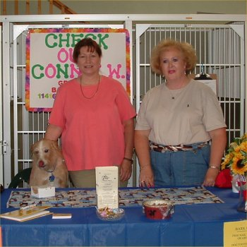 Connie and Sherma from Bark Place Grooming
